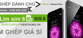 sim gheo slim iphone 6 plus